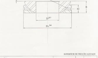 Rótulas de Contato Angular - Aço/Aço