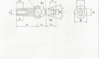 Terminais Esféricos - 180°